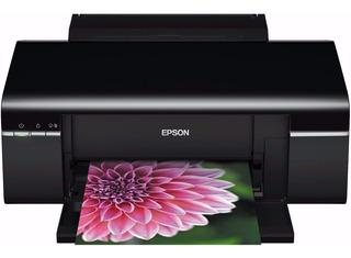 Impresora Epson T50 Original Nuevisimadirecto Defabricapedid