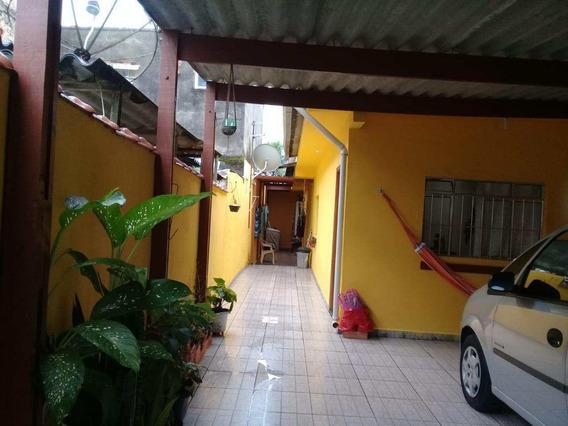 Casa Com 1 Dorm, Japuí, São Vicente - R$ 190 Mil, Cod: 1094 - V1094