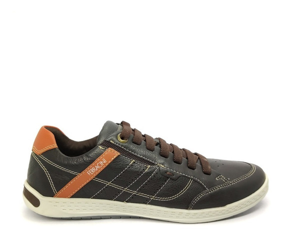 Sapato Ferracini Masculino Masseratti 7341-268a