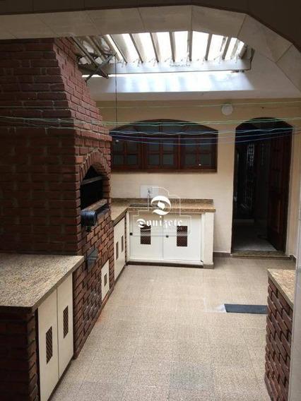 Sobrado Com 3 Dormitórios À Venda, 133 M² Por R$ 695.000,00 - Nova Gerti - São Caetano Do Sul/sp - So2917