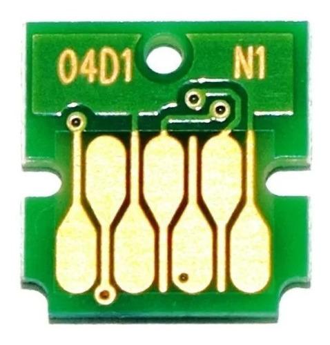 Imagen 1 de 1 de Chip Caja Mantenimiento Modelos L6171  Instalacion Epson