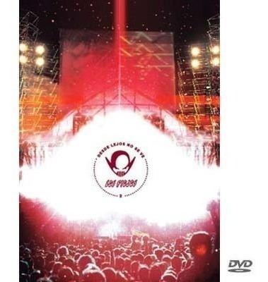 Dvd Los Piojos Desde Lejos No Se Ve Open Music D-