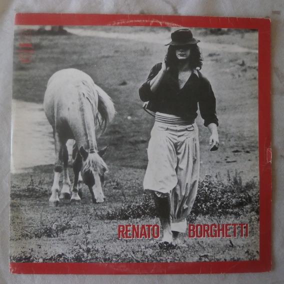 Lp Renato Borghetti 1984 Gaita Ponto, Disco De Vinil Gaucho