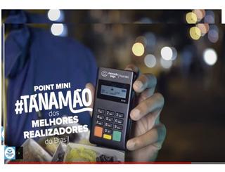 Point Mini Mercado Pago Agora Empresta Dinheiro