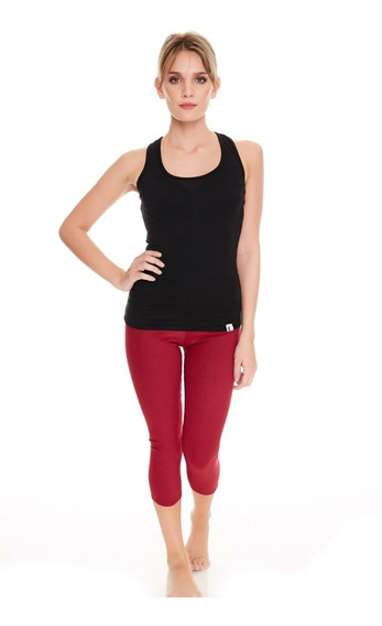 12 Musculosa Mujer Basica(docena) Modal Memoria Cero X Mayor