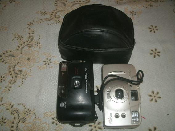 3 Maquinas Fotograficas Antigas