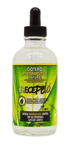 Gotero Crece Pelo Natural Fitoterapeutico 120ml