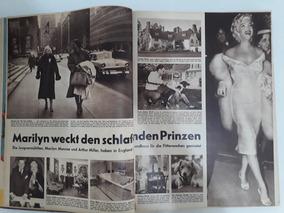 Revistas Der Stern Com Matéria Marilyn Monroe Coleção Déc 50