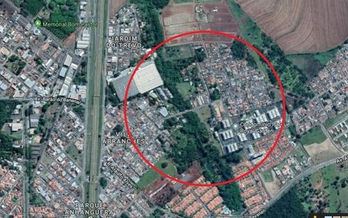 Excelente Area Para Venda No Parque São Sebastiao, 10.000 M2, Ótima Localização, Ideal Para Construtoras. Aceita Permuta No Empreendimento - Ar00007 - 33617483