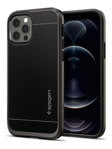 Imagem 1 de 5 de Capa iPhone 12 / Mini / Pro / Pro Max Spigen Neo Hybrid