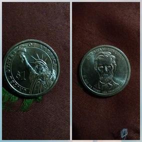 Estados Unidos - Moeda 1 Dólar Americano - Presidentes 12
