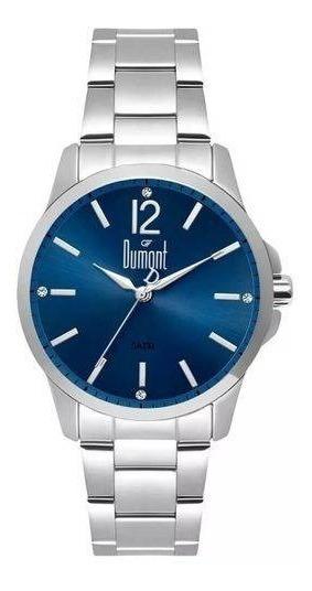 Relógio Dumont London Feminino Du2035lvn/3a