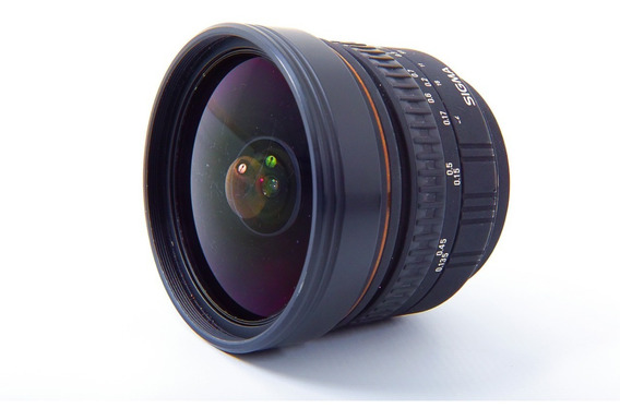 Lente Nikon Sigma