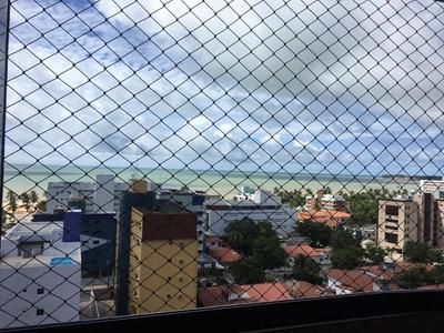 Apartamento Em Cabo Branco, João Pessoa/pb De 170m² 3 Quartos À Venda Por R$ 880.000,00 - Ap239942