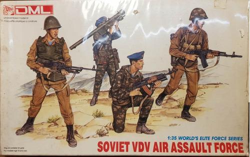 Soldaditos Rusos Fuerzas Especiales  Dml 1:35