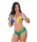 Mini Fantasia Sensual Gata Da Copa Do Mundo Sexy