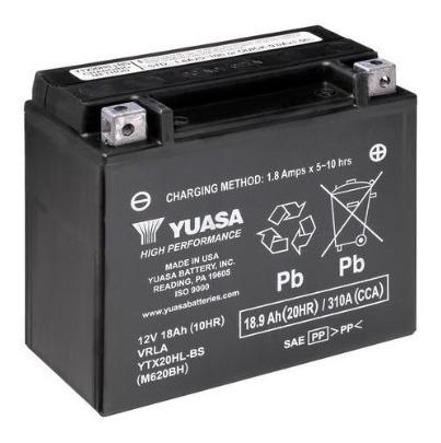 Batería Para Moto Yuasa Ytx20hl-bs.