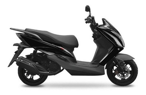 Zanella Scooter Cruiser X 150 Motozuni Moreno