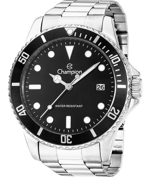 Relógio Masculino Champion Ca31266t - ( Nota Fiscal )