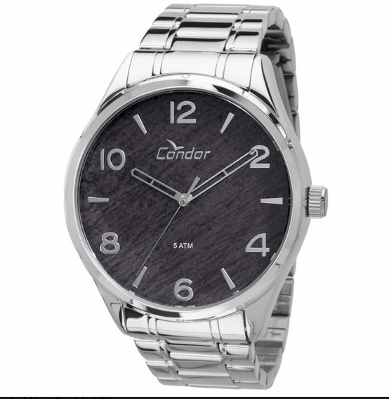 Relógio Condor Masculino Co2035knr/3c
