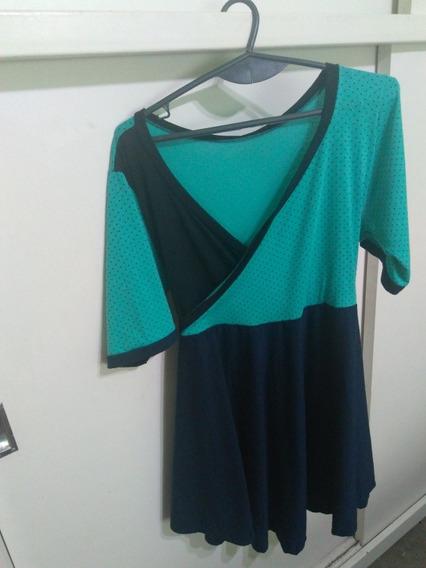 Remeron/ Vestido De Diseño Talle Xxl