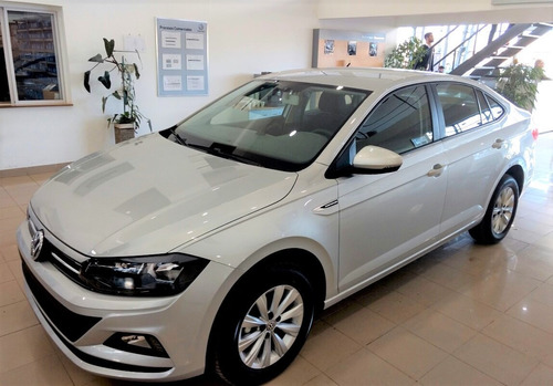 0km Vw Volkswagen Virtus Comfortline At Entrega Inmediata A