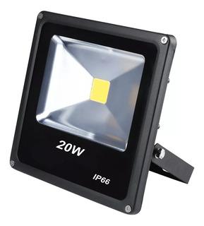 Reflector Led 20w H Series / Ip65 V:100-240 Alto Rendimiento