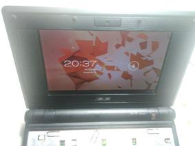 Tampa + Tela Netbook Asus Eee Pc 4g Completo