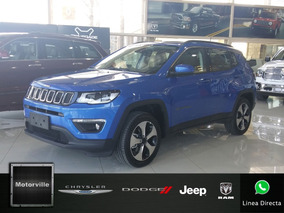 Jeep Compass 2.4 Longitude Plus ¡¡ Techo Panoramico At9 !!