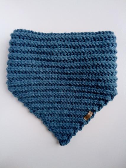 Pañuelo Cuello By Kuera Tejidos Crochet Niños - Palermo