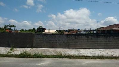 Terreno Escritura Em Itanhaém, 614 M² - 4354/p