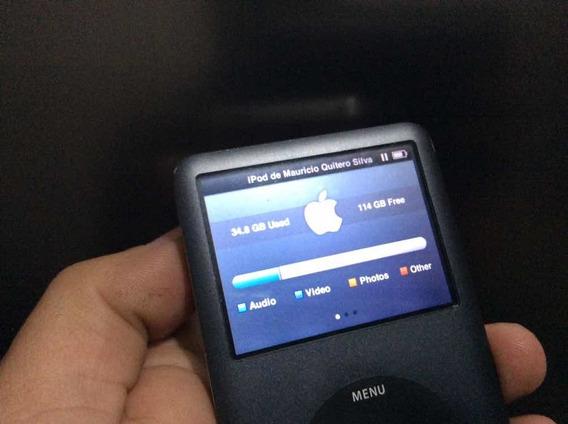 iPod 160gb Última E 7 Geração