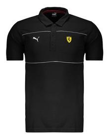 Polo Puma Ferrari Motorsport Sf Preta