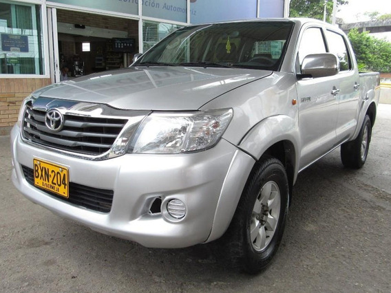 Toyota Hilux Turbo Doble Cabina