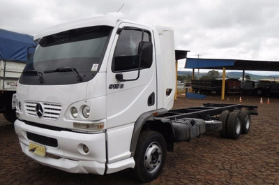 Mb 915 C Truck Cabine Leito