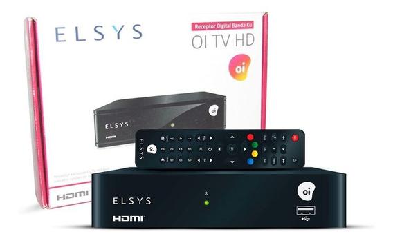 Receptor Digital Hd Oi Tv Livre