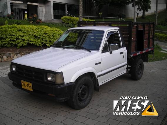 Mazda B2200 Estacas 4x2 1992 Mecanico
