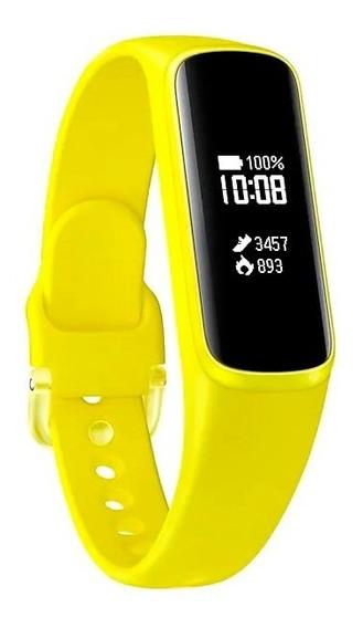 Smartwatch Samsung Galaxy Fit E Bluetooth Sumergible Sm-375