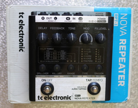 Tc Eletronics Nova Repeater Troco Dd-3 / Fire Kronos + Grana