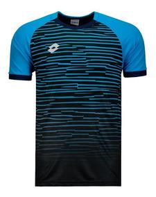 Camisa Lotto Vibrant 2.0 Turquesa