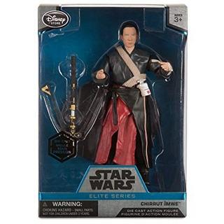 Rogue One - Star Wars - Chirrut Imwe - Darth Vader - Yoda