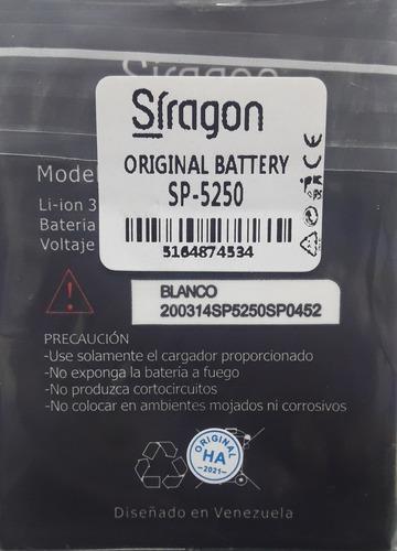 Bateria Pila Siragon Sp-5250