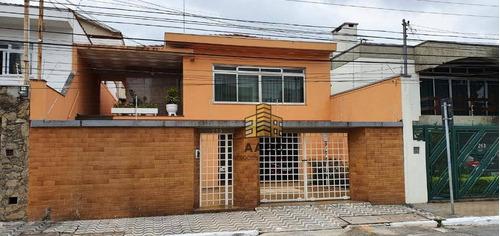 Imagem 1 de 30 de Sobrado Com 4 Dormitórios À Venda, 199 M² Por R$ 1.250.000,00 - Parque Jabaquara - São Paulo/sp - So0212