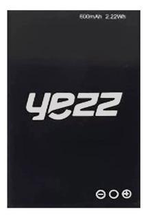 Bateria Pila Yezz 4e B4e7 Krip 4 Sabana Grande
