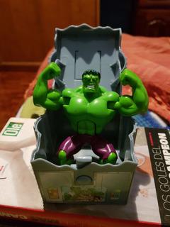 Hulk Burger King Excelente Estado Año 2003