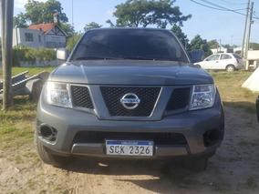 Nissan Navara Doble Cabina 2014