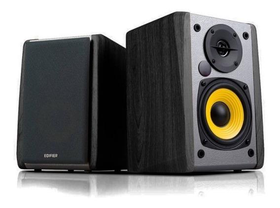 Monitor De Audio Edifier R 1010 Bluetooth Preto 24w