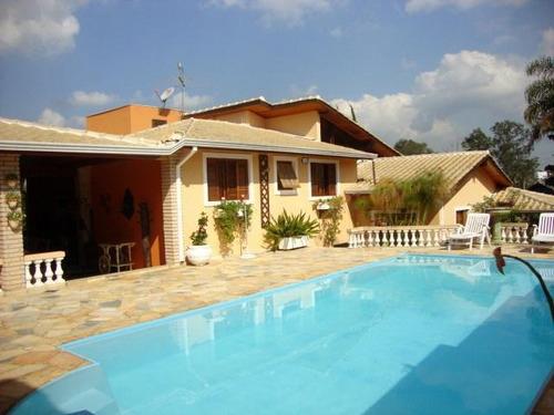 Imagem 1 de 30 de Casa Com 3 Dormitórios À Venda, 350 M² Por R$ 1.385.000,00 - Granja Viana - Jandira/sp - Ca16611