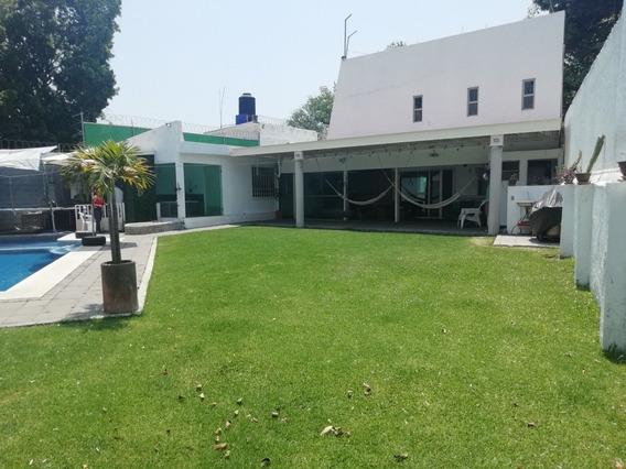 Venta Casa Sola Un Nivel En Pedregal De Las Fuentes Jiutepec