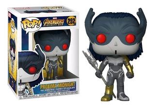Funko Pop Proxima Midnight 292 Avengers Infinity War Origin
